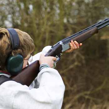 Clay Pigeon Shooting East Yorkshire