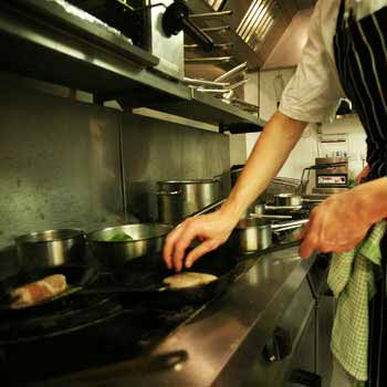 Chefs Cooking Experience Shropshire