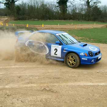 Rally Driving Experience Days With Intotheblue Signs Of