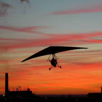 Microlighting North Kent