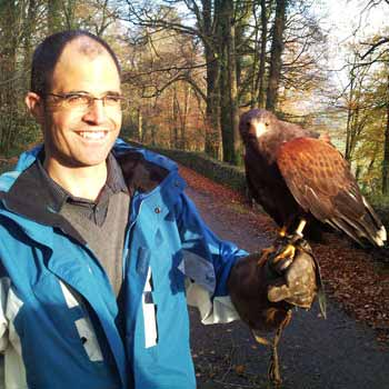 Meet the Falcons in Devon
