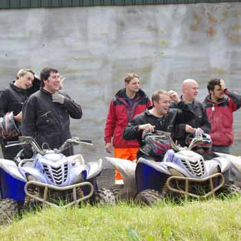 Quad Trek Staffs