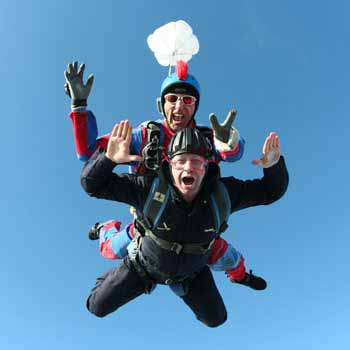 Skydiving Cambridgeshire Picture