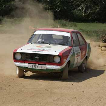 Rally Driving Silverstone
