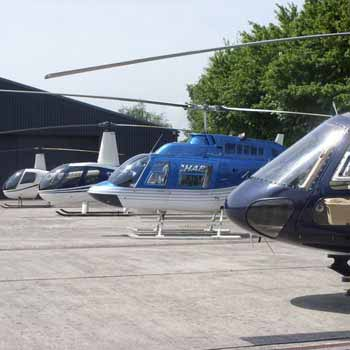 Helicopter Flights Wales