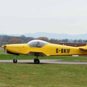 Aerobatic Flights Gloucestershire