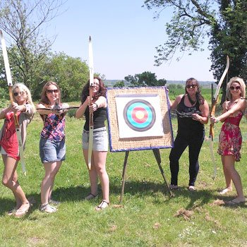 Archery In Cambridgeshire Picture