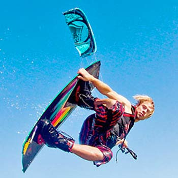 Land & Water Kite Surfing Experiences