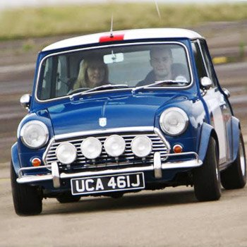 Classic Mini Cooper Driving Experience