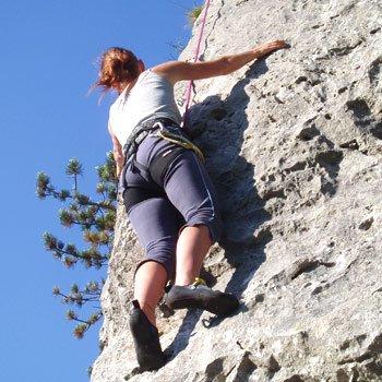 Rock Climbing Taster Peak District