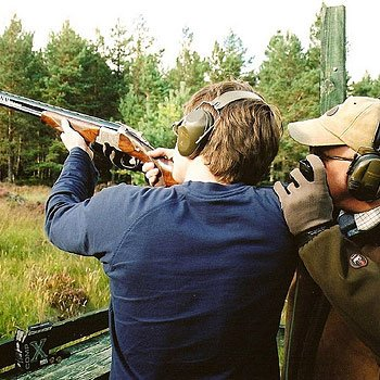 Clay Shooting Stirling