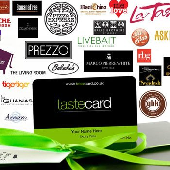 12 Month tastecard Membership