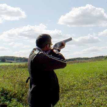 Clay Pigeon Shooting in Kent