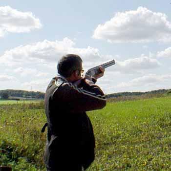 Clay Shooting Kent