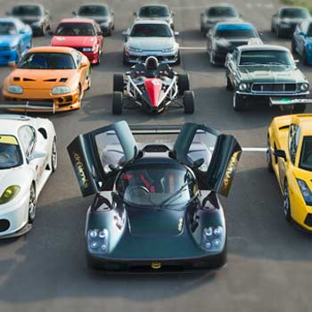 Supercar Collection Blast