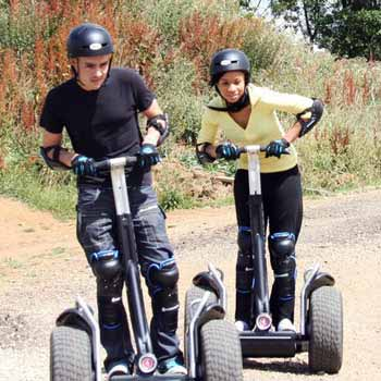 Segways in Cambridgeshire