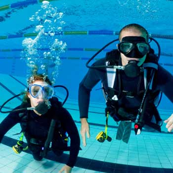 Scuba Diving Experience and Courses UK