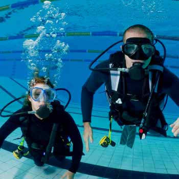 Scuba Diving UK-Wide for Two