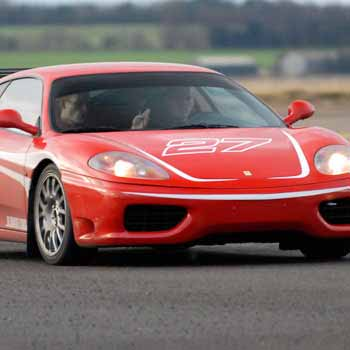 Ferrari Thrill In Oxfordshire Picture