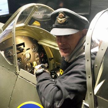 Spitfire Vs Messerschmitt Combat For Two