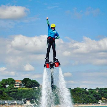 Coastal Flyboard Experience