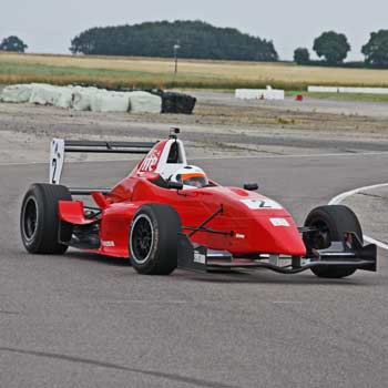 Single Seater Track Drive