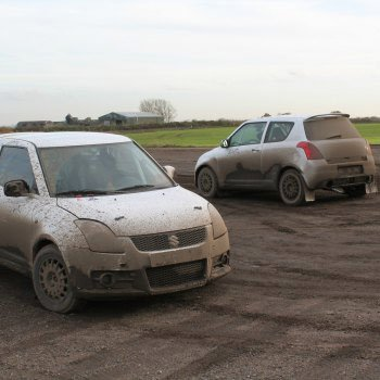 Junior Rally Driving Essex Picture