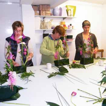 Floristry Taster Staffordshire Picture