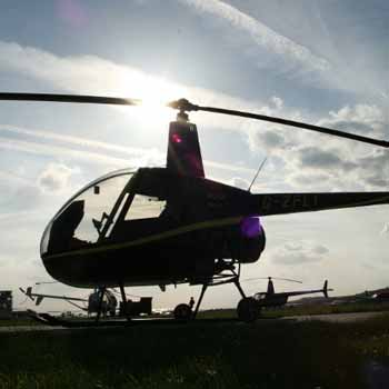 Helicopter Lessons Sussex Picture