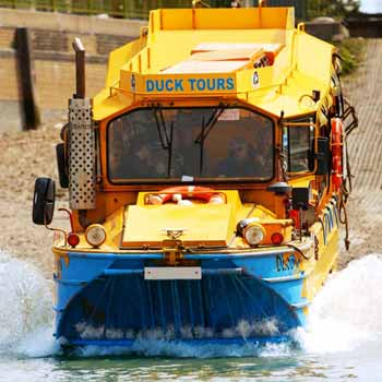 London Duck Tours - Duck Tours of London