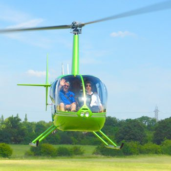 Helicopter Lessons London