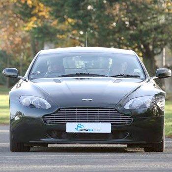 Aston Martin Circuit Blast