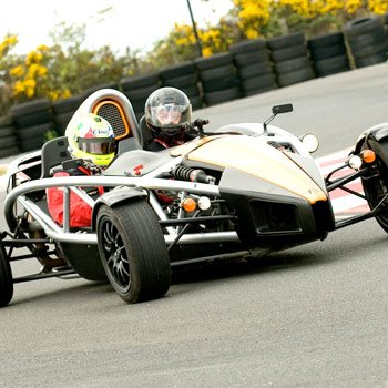 Ariel Atom Thrill with Hotlap