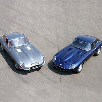 Jaguar E Type Driving Experience