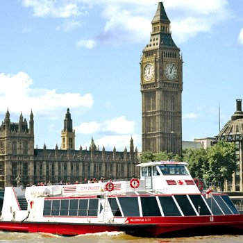 Best Of London - Shard  Thames Cruise & Afternoon Tea For Two Picture