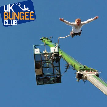 300ft Bungee Berkshire or Manchester