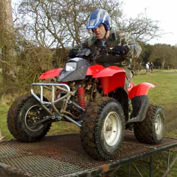 Quad Biking Experience South Yorkshire