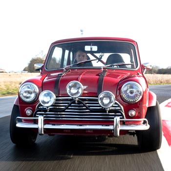 Italian Job Mini Driving