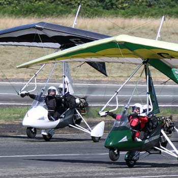 Microlights West Midlands