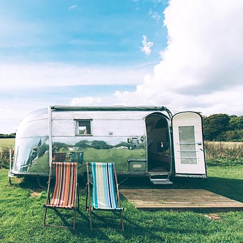 Airstream Glamping Picture