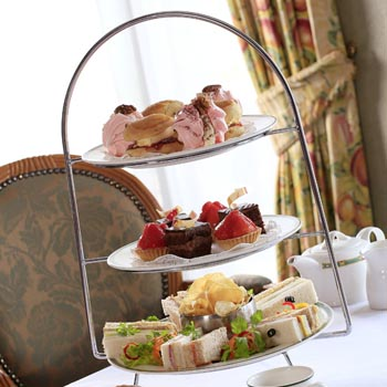 Afternoon Tea For Two - Coppid Beech Hotel