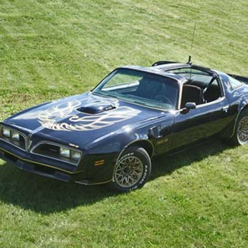 Smokey and the Bandit Trans AM Drive