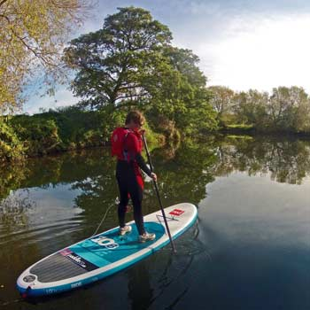 Stand Up Paddleboarding Avon Valley
