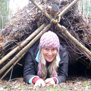 Introduction To Bushcraft Yorkshire Picture