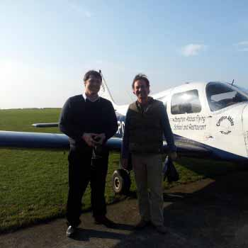 Flying Lessons In Dorset