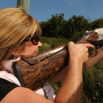 Clay Shooting Experience With Refreshments Picture
