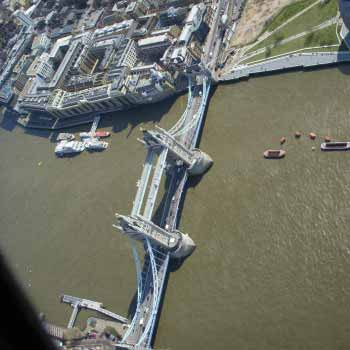 Helicopter Flights London