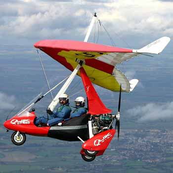 Microlight Flying Experiences Nationwide