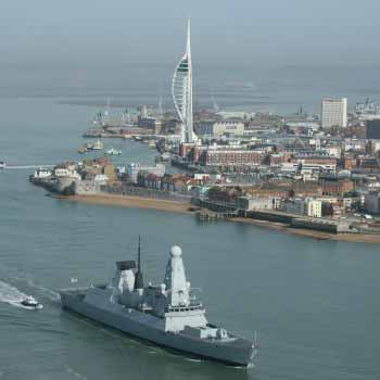Portsmouth and Isle of Wight Tours