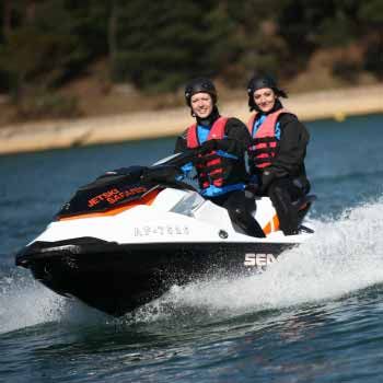 Jet Ski Bike Experience Jet Ski In The Uk Order Now On Into The Blue